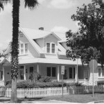Side View of Jeffries house