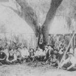 Zephyr Picnic, 1914 at Zephyr Park