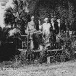 Opening Tourist's Park in Zephyrhills, Florida, December 1932